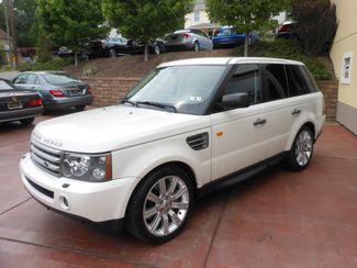 2008 Land Rover Range Rover Sport SC Bridgeville, Pennsylvania 5