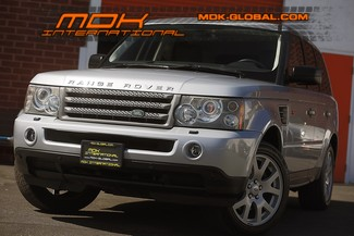 2008 Land Rover Range Rover Sport HSE - LUXURY INTERIOR PKG in Los Angeles