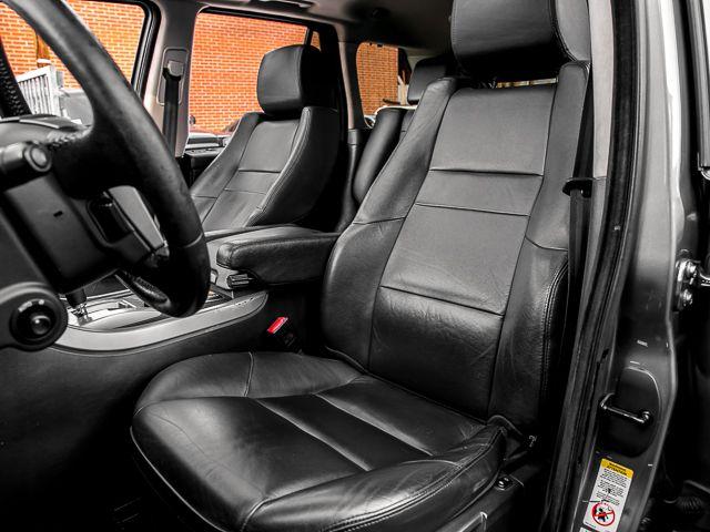 2008 Land Rover Range Rover Sport HSE Burbank, CA 10