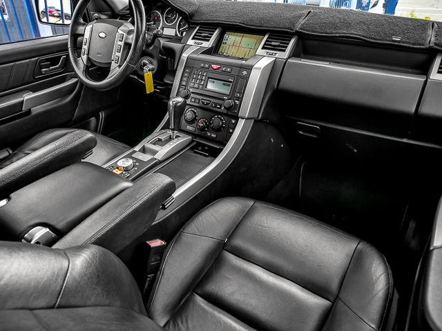 2008 Land Rover Range Rover Sport HSE Burbank, CA 12