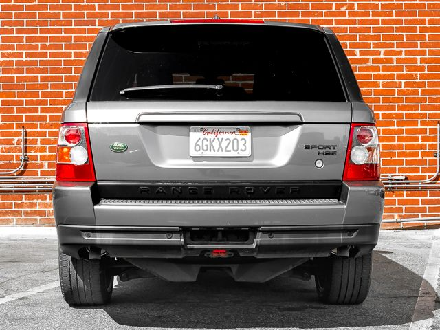 2008 Land Rover Range Rover Sport HSE Burbank, CA 3
