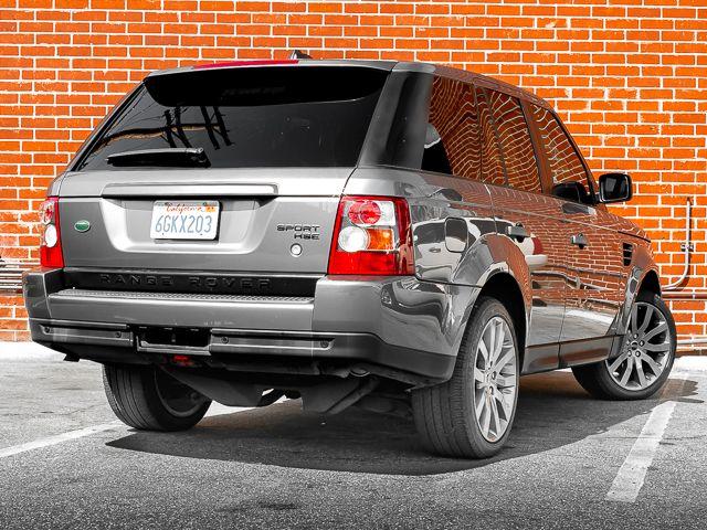 2008 Land Rover Range Rover Sport HSE Burbank, CA 6