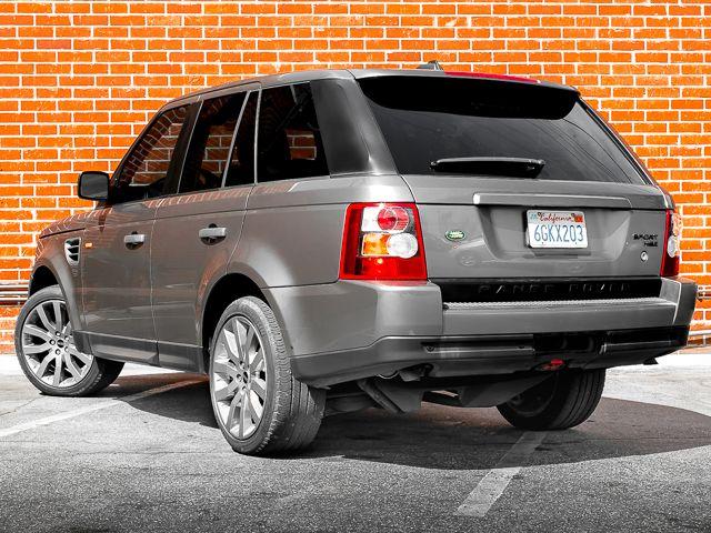 2008 Land Rover Range Rover Sport HSE Burbank, CA 7