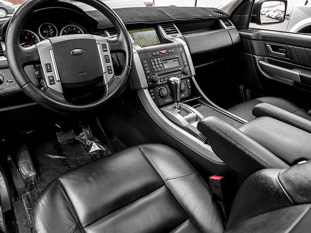 2008 Land Rover Range Rover Sport HSE Burbank, CA 9