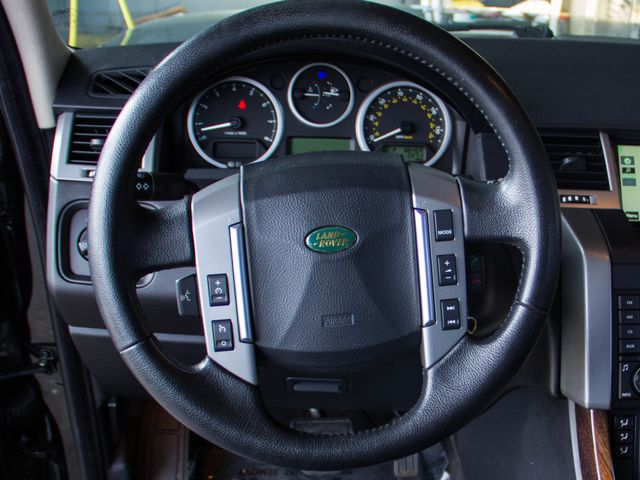 2008 Land Rover Range Rover Sport HSE Burbank, CA 21