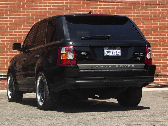 2008 Land Rover Range Rover Sport HSE Burbank, CA 5