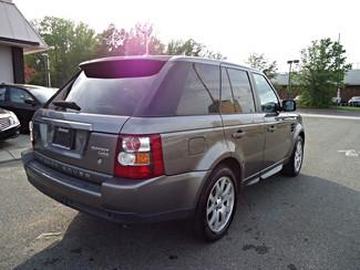 2008 Land Rover Range Rover Sport sport 4wd Charlotte, North Carolina 2
