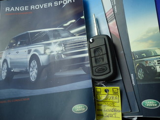 2008 Land Rover Range Rover Sport sport 4wd Charlotte, North Carolina 42