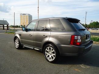 2008 Land Rover Range Rover Sport sport 4wd Charlotte, North Carolina 4