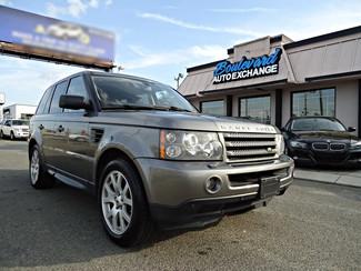 2008 Land Rover Range Rover Sport sport 4wd Charlotte, North Carolina 9