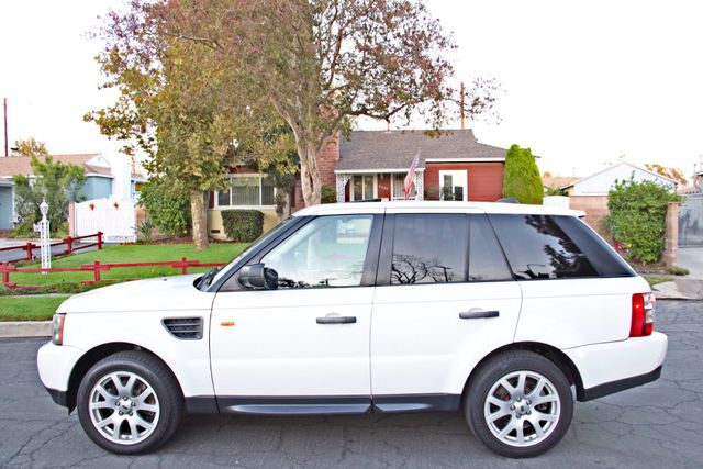 2008 Land Rover RANGE ROVER SPORT HSE NAVIGAION ALLOY WHLS SUNROOF SERVICE RECORDS! Woodland Hills, CA 1