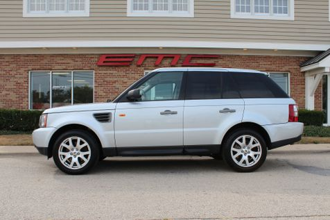 2008 Land Rover Range Rover Sport HSE in Lake Bluff, IL
