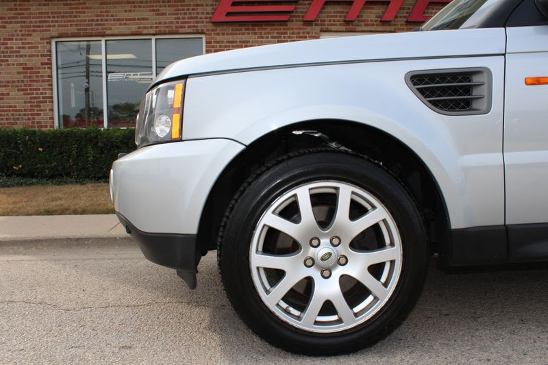 2008 Land Rover Range Rover Sport HSE  Lake Bluff IL  Executive Motor Carz  in Lake Bluff, IL