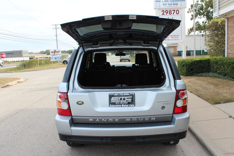 2008 Land Rover Range Rover Sport HSE  Lake Forest IL  Executive Motor Carz  in Lake Forest, IL