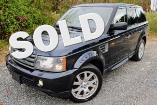2008 Land Rover Range Rover Sport HSE - Clean Carfax - Navigation Ewing, NJ