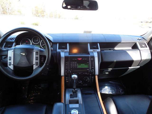2008 Land Rover Range Rover Sport HSE Leesburg, Virginia 8