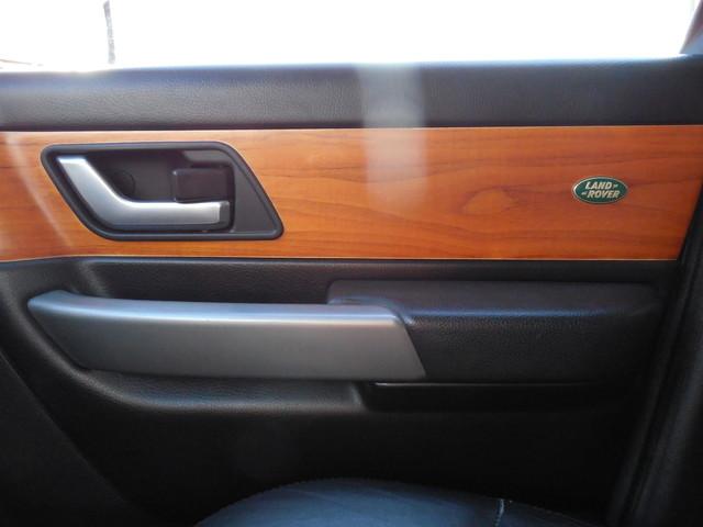 2008 Land Rover Range Rover Sport HSE Leesburg, Virginia 27
