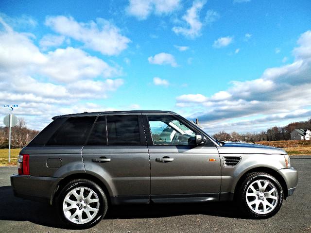 2008 Land Rover Range Rover Sport HSE Leesburg, Virginia 4