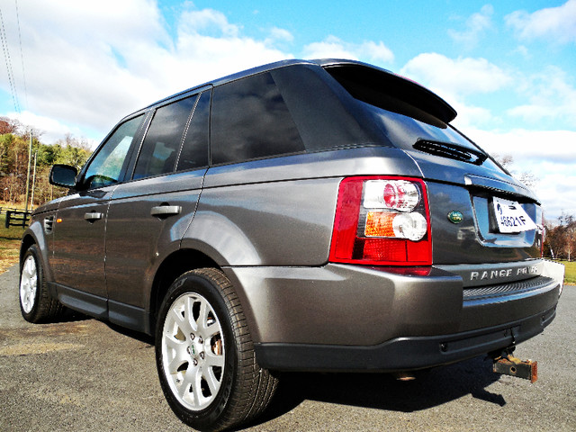 2008 Land Rover Range Rover Sport HSE Leesburg, Virginia 2