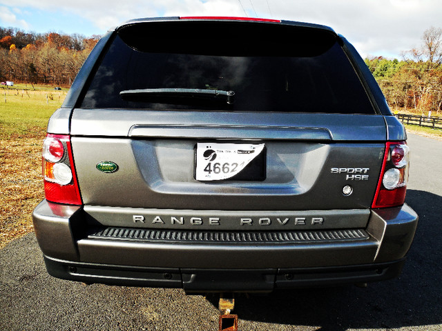 2008 Land Rover Range Rover Sport HSE Leesburg, Virginia 7