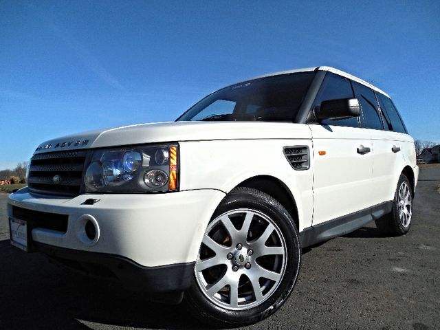 2008 Land Rover Range Rover Sport HSE Leesburg, Virginia 0
