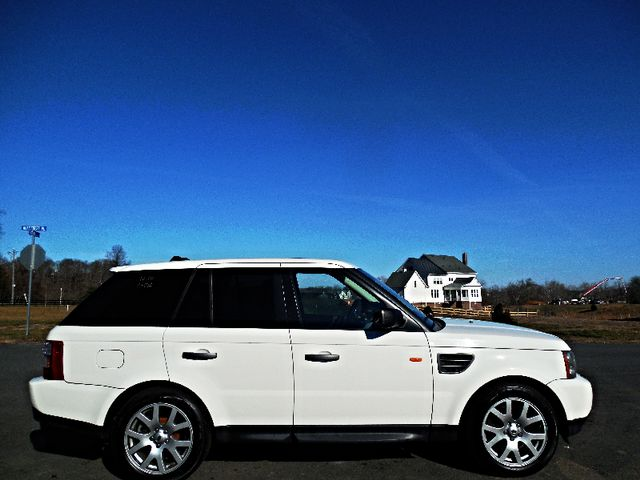 2008 Land Rover Range Rover Sport HSE Leesburg, Virginia 5
