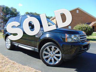 2008 Land Rover Range Rover Sport SC Leesburg, Virginia