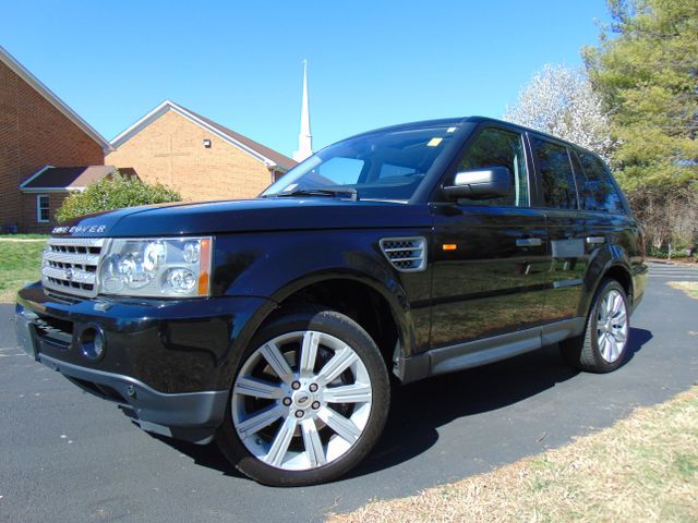 2008 Land Rover Range Rover Sport SC Leesburg, Virginia 1