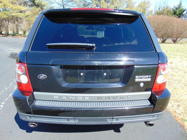 2008 Land Rover Range Rover Sport SC Leesburg, Virginia 7
