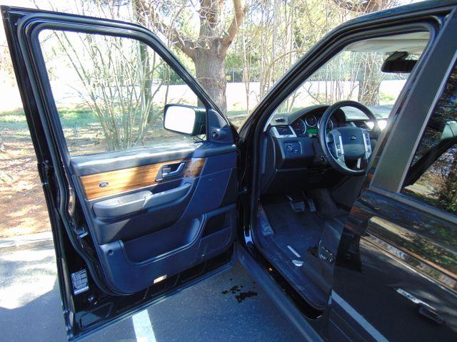 2008 Land Rover Range Rover Sport SC Leesburg, Virginia 9