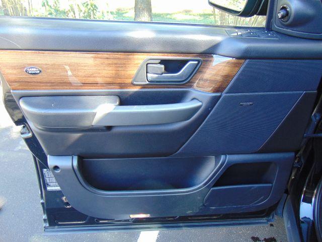 2008 Land Rover Range Rover Sport SC Leesburg, Virginia 10