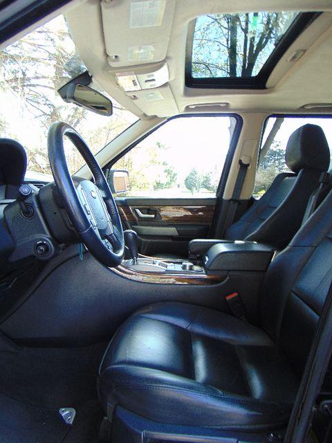 2008 Land Rover Range Rover Sport SC Leesburg, Virginia 12