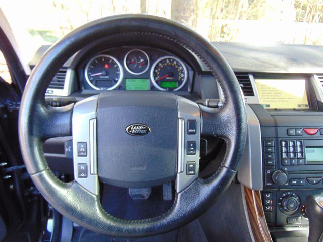 2008 Land Rover Range Rover Sport SC Leesburg, Virginia 15