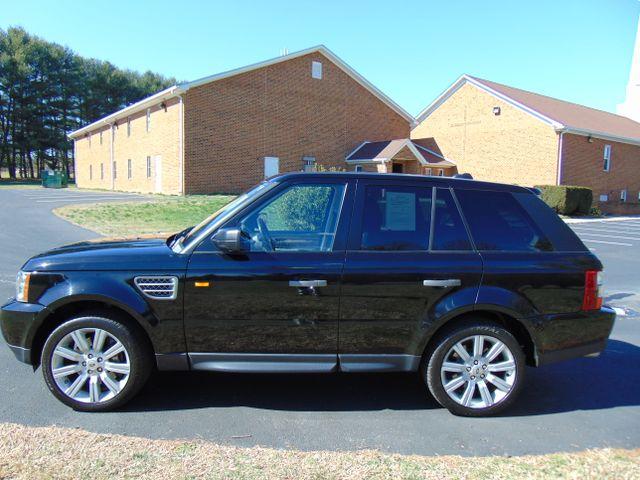 2008 Land Rover Range Rover Sport SC Leesburg, Virginia 5