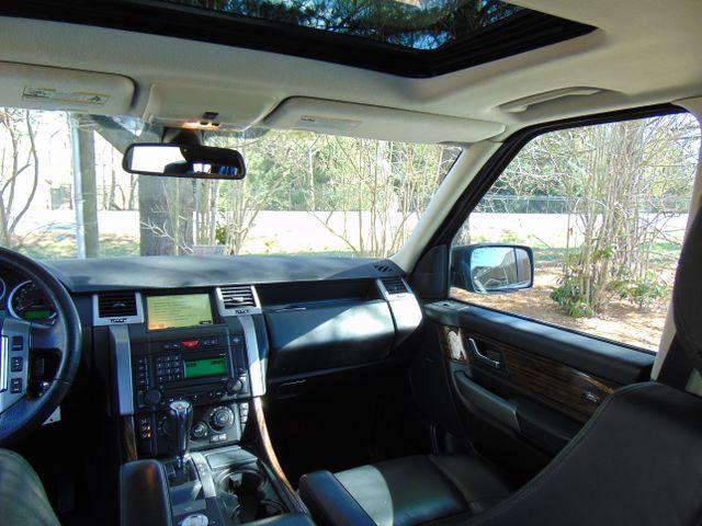 2008 Land Rover Range Rover Sport SC Leesburg, Virginia 31