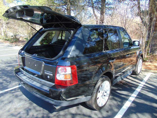 2008 Land Rover Range Rover Sport SC Leesburg, Virginia 8