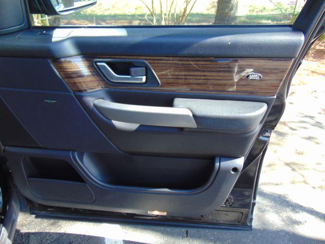 2008 Land Rover Range Rover Sport SC Leesburg, Virginia 35