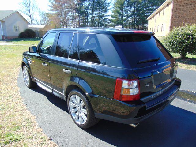 2008 Land Rover Range Rover Sport SC Leesburg, Virginia 3