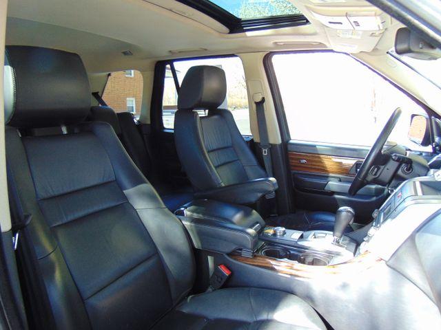 2008 Land Rover Range Rover Sport SC Leesburg, Virginia 37
