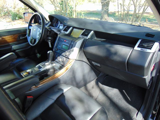 2008 Land Rover Range Rover Sport SC Leesburg, Virginia 38
