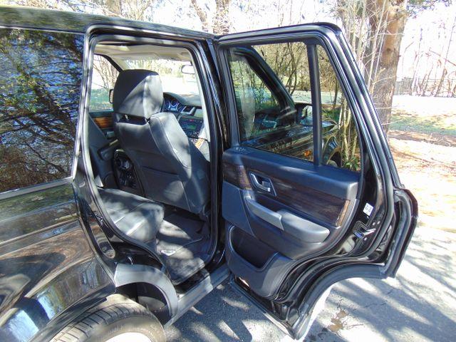 2008 Land Rover Range Rover Sport SC Leesburg, Virginia 40