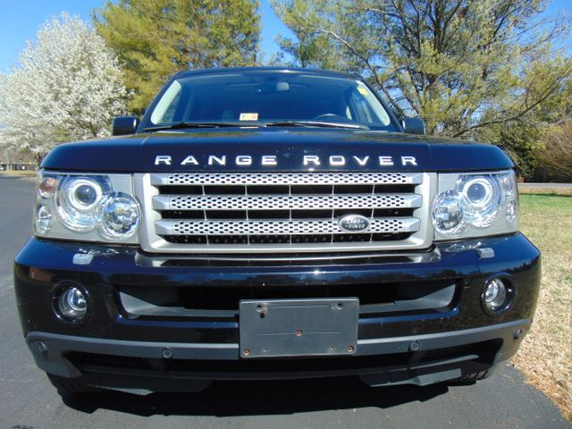 2008 Land Rover Range Rover Sport SC Leesburg, Virginia 6