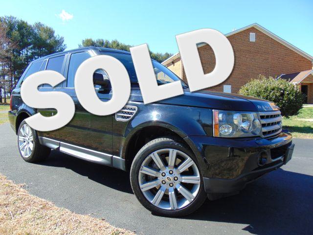 2008 Land Rover Range Rover Sport SC Leesburg, Virginia 0
