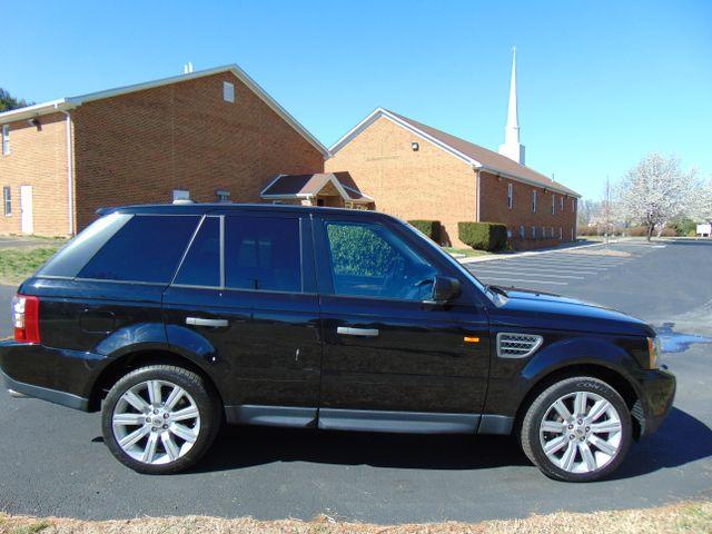 2008 Land Rover Range Rover Sport SC Leesburg, Virginia 4