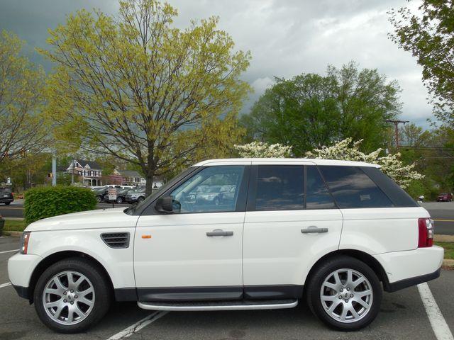 2008 Land Rover Range Rover Sport HSE Leesburg, Virginia 3