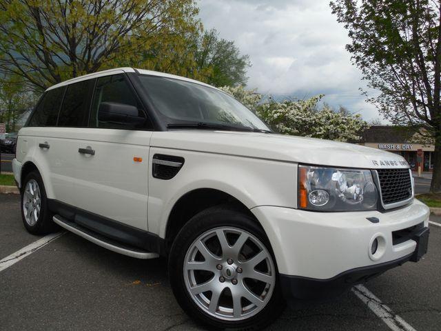 2008 Land Rover Range Rover Sport HSE Leesburg, Virginia 1