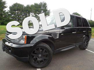 2008 Land Rover Range Rover Sport HSE Leesburg, Virginia