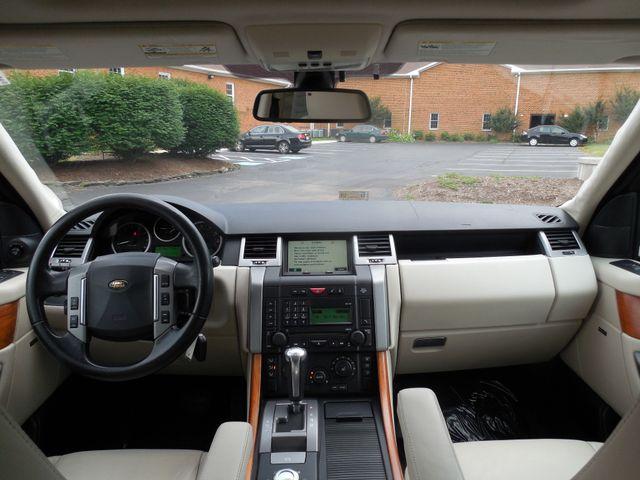 2008 Land Rover Range Rover Sport HSE Leesburg, Virginia 19