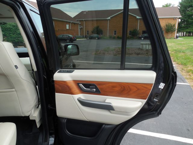 2008 Land Rover Range Rover Sport HSE Leesburg, Virginia 14