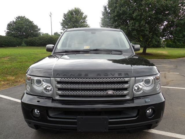 2008 Land Rover Range Rover Sport HSE Leesburg, Virginia 6